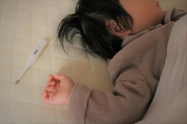 夏風邪で高熱を発症した時の対処法と予防は?大人と子供の対処法について