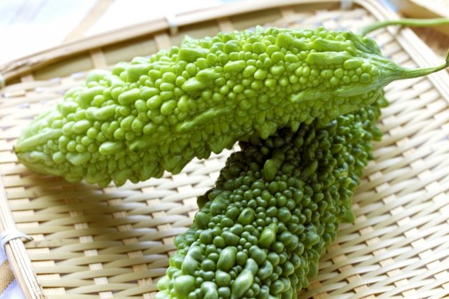 ゴーヤ(ツルレイシ)の知られざる栄養、効果、効用をご紹介!美味しいレシピ付