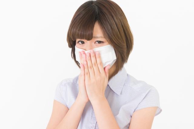夏に咳が出始めたら夏風邪の症状?咳の治し方と夏風邪の予防をご紹介