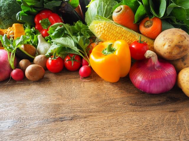 夏に食べたい!夏野菜の種類と栄養成分、効果、効用についてご紹介!
