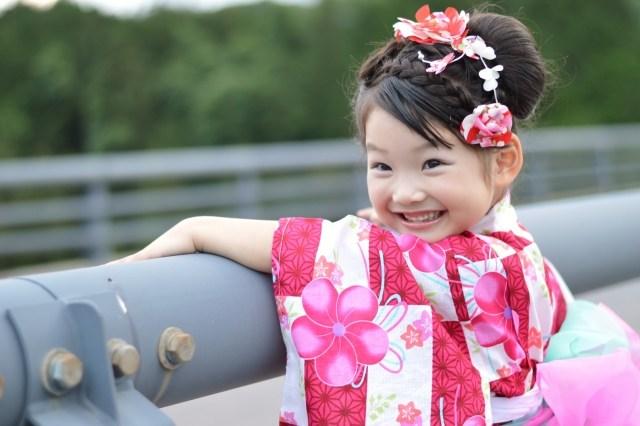 七五三の女の子(3歳)に合う髪型を教えて!人気の可愛いヘアスタイルをご紹介