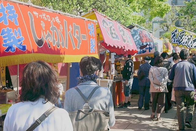 川越祭りの出店、屋台、露店の場所や食べ物、開店時間は?お土産も紹介