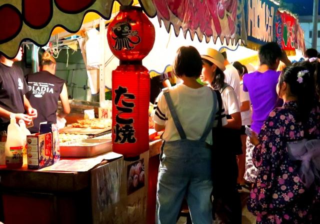 亀岡祭の出店、屋台、夜店で食べたいグルメは?場所や開店、閉店時間も紹介