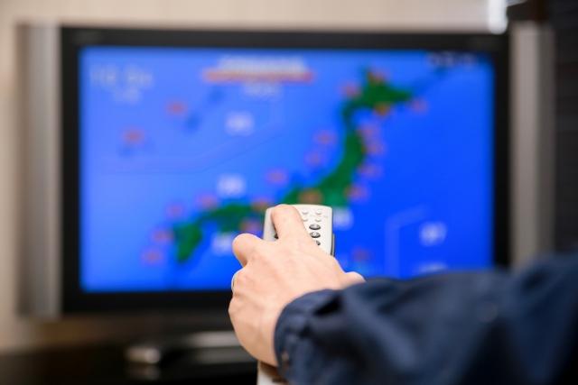台風25号2018の最新進路予想と現在地!沖縄、九州、関東はいつ上陸?津波、高潮情報