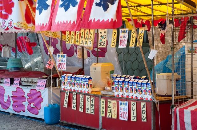 佐原の大祭2019の出店、屋台、露店の場所、開店時間は?食べ物も紹介
