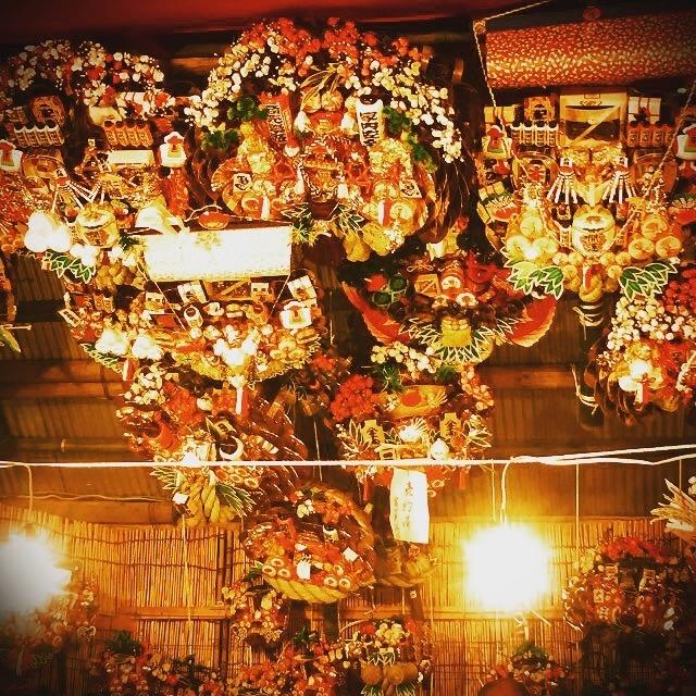 酉の市新宿の出店、屋台の食べ物は?出店場所や開店、閉店時間も紹介