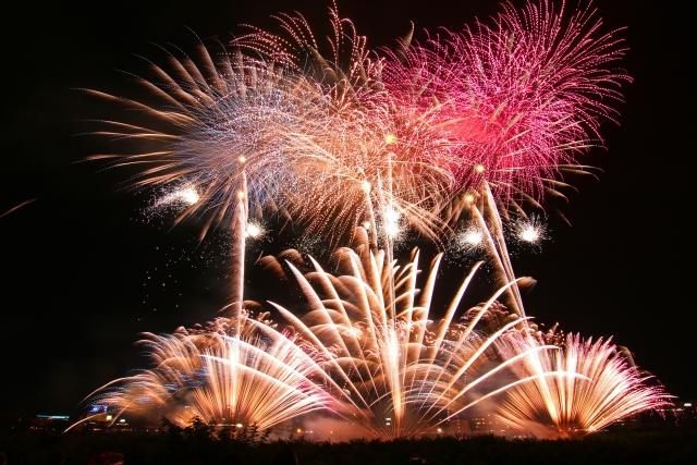 秩父夜祭2019!花火の時間、見える場所、穴場スポット、打上げ場所は?