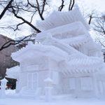 札幌雪まつりの日程、開催期間や会場、大雪像の見どころ、アクセス方法