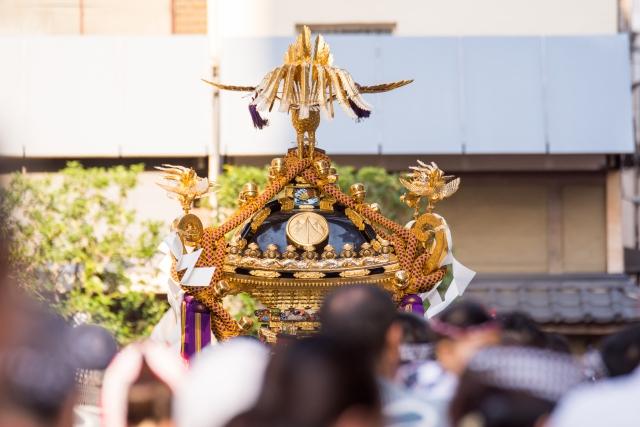 三社祭2019はいつ?日程、開催場所、歴史、見どころの神輿、アクセス