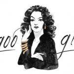 マリア・フェリックスとは誰?世界的女優、歌手をGoogleロゴで祝う