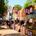浜松まつり2019の屋台出店露店の食べ物、グルメは?出店場所や営業時間