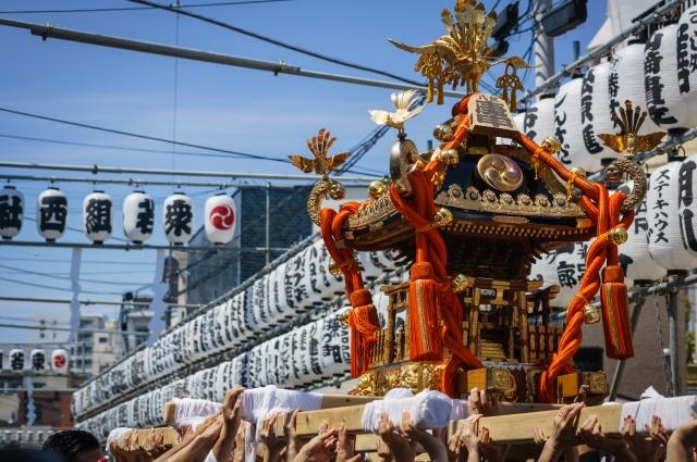大阪天神祭2019の混雑や交通規制、渋滞、通行止めの回避方法と駐車場の場所