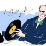 エミール・ベルリナーとは誰?レコード盤蓄音機の発明者をGoogleロゴで祝う