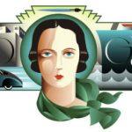 タマラ・ド・レンピッカとは誰?世界が魅了する画家をGoogleロゴで祝う