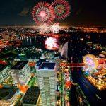 横浜開港祭2018の日程、見所、花火、親善大使、バザー、駐車場の場所