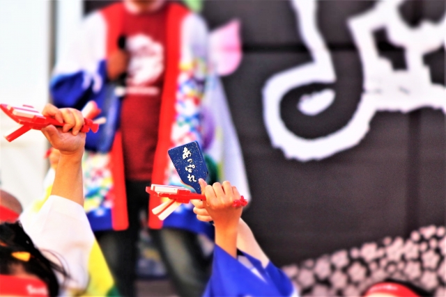 神戸まつり2019の日程会場、見所、パレード、サンバ、ルート、場所取り