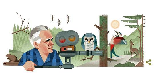 ハインツ・ジールマン(Heinz Sielmann)とは?生誕101周年の動物学者