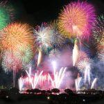 利根川大花火大会さかいふるさと祭りの混雑や交通規制、渋滞、通行止め、駐車場