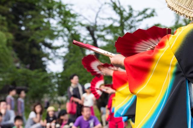 大阪天神祭2019日程、見所、花火、陸・船渡御ルート、ギャルみこし、浴衣