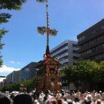 祇園祭の混雑状況や交通規制、渋滞、通行止めの回避方法、駐車場の場所